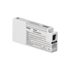 EPSON Tinte light light schw. für SC P6000/P7000/P8000/P9000 350m