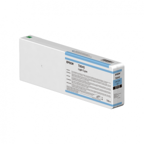 EPSON Tinte light cyan für SC P6000/P7000/P8000/P9000 700ml