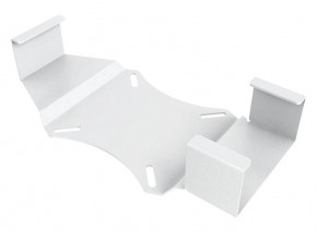 EIZO Montagekit zur Anbringung von Thin Clients lichtgrau