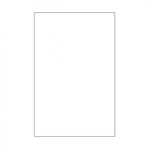 ONE Flex Soft (no-cut) WHITE A3