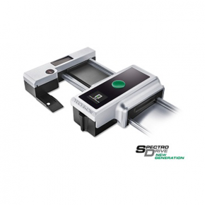 TECHKON SpectroDrive New Generation + ExPresso 4 Pro, Standardmaß