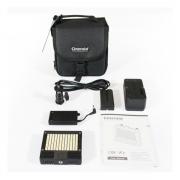 Cineroid Bi-Color LED Licht SET L10C-VCe