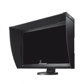 "EIZO CG247X ColorEdge 24"" Color-Management-Monitor, schwarz"
