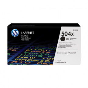 HP Toner schwarz CLJ CM3530MFP 10.500 Seiten
