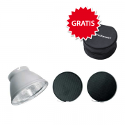 Elinchrom Promo Waben Set 21 Basic inkl. Grid Bag