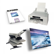 ILFORD ILFOCHROME Starter-Set A3 - Vorführgerät