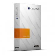 Maxon Cinema 4D Studio R18 NFL 5+ Plätze