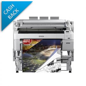 EPSON SureColor SC-T5200 MFP mit HDD (320GB) inkl. Cash-Back