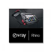 Chaosgroup - V-Ray für Rhino +5 RenderNodes