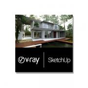 Chaosgroup - V-Ray für SketchUp +10 RenderNodes