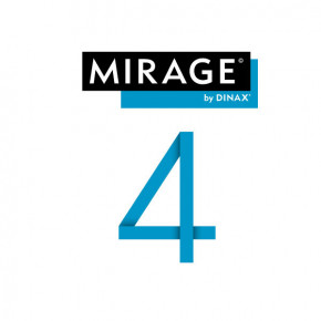 Mirage 4 8 & 12 Color Edition für Canon - Upgrade 3 to 4