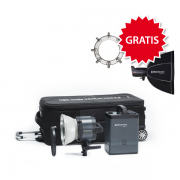 Elinchrom ELB 1200 Hi-Sync To Roll Set GRATIS 1 Rotalux Speedring