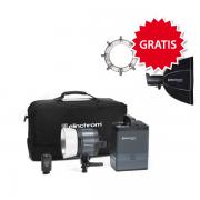 Elinchrom ELB 1200 Pro To Go Set inkl. GRATIS 1 Rotalux Speedring
