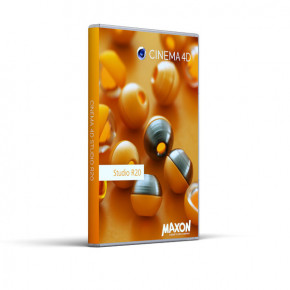 MAXON Student license Cinema 4D Studio R20