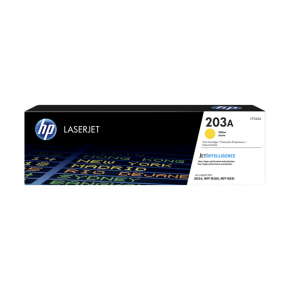 HP Toner yellow 203A Color LaserJet Pro MFP M280nw 1300 Seiten