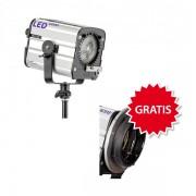 HEDLER Aktion Profilux® LED 1400 inkl. Speedring-Adapter