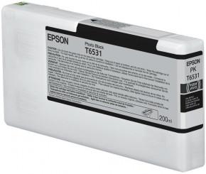 Epson Tinte photo black für SP 4900 200ml