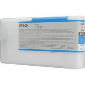 Epson Tinte cyan für SP 4900 200ml